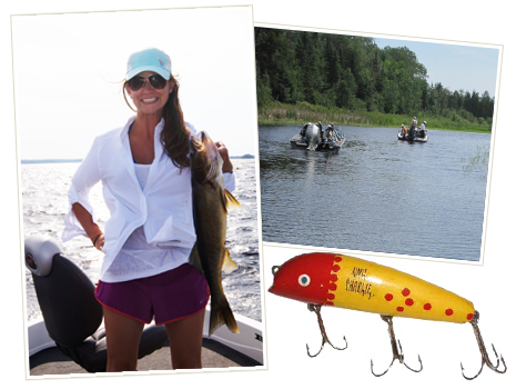 Houseboat rental rates costs prices in northern for Fishing boat rental mn
